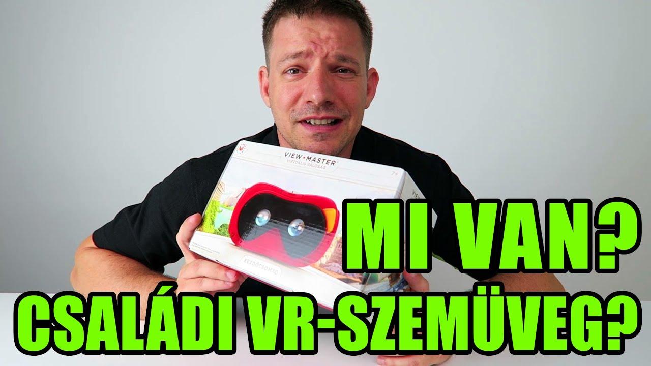 View-Master VR szemüveg gyerekeknek apával  afcddae3f3