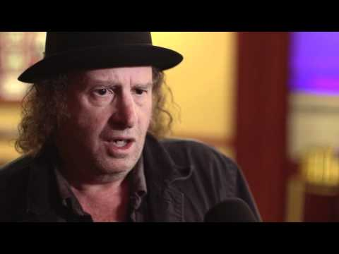 Steven Wright Interview - 2012 Moontower Comedy Festival in Austin TX