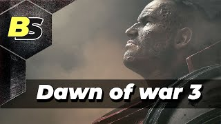 warhammer 40,000: dawn of war, war 3  Announcement Trailer