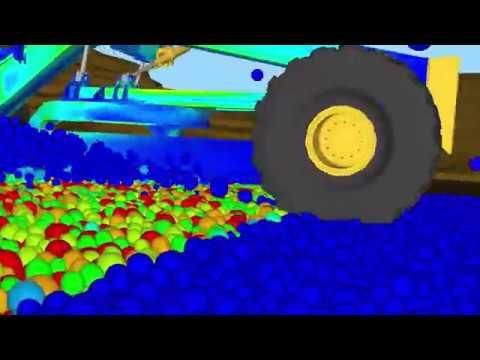 Simulation Technology at Caterpillar Drives Efficiency | Virtual Shake  Technology