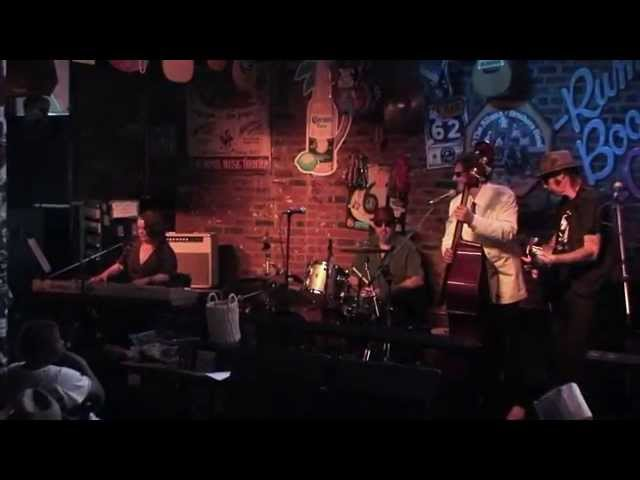 Sorrowful Blues by Bessie Smith performing at the Rum Boogie Cafe in Memphis