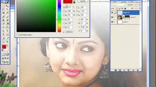 TELUGU  DTP ,PHOTOSHOP AND  WEB DESIGN TUTORIAL - 09676204179