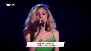 Vocea Romaniei Sezonul 8 : Alexia Dragu