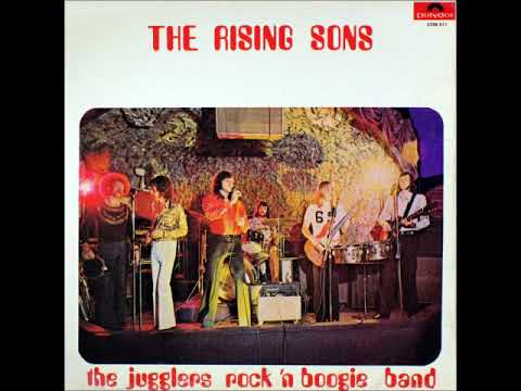 The Rising Sons - The Jugglers Rock 'n Boogie Band (1973) (SOUTH AFRICA, Psychedelic Pop)