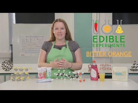 Edible Experiments - Bitter Orange
