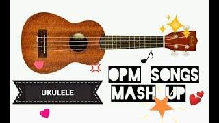 Mash-up Tagalog Songs using Ukulele