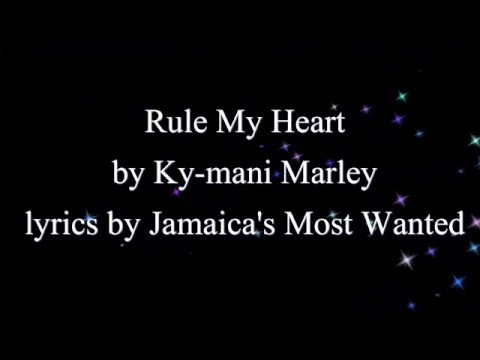 Rule My Heart - Ky-Mani Marley (Cure Pain Riddim)  2016 (Lyrics!!)