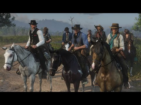 EVERY Hidden Detail in Red Dead Redemption 2's Newest Trailer