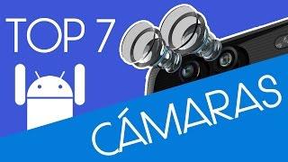 TOP 7 de las mejores cámaras en SMARTPHONES que YO he probado