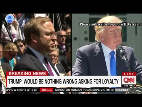 """Trump:100 percent willing to testify under oath & Tapes & Trump calls him a """"leaker and lying"""""""