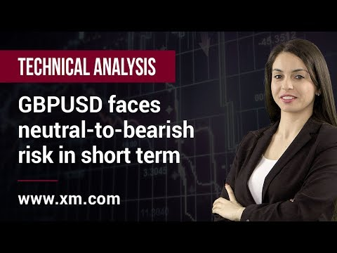 Technical Analysis: 02/04/2019 - GBPUSD faces neutral-to-bearish risk in short term