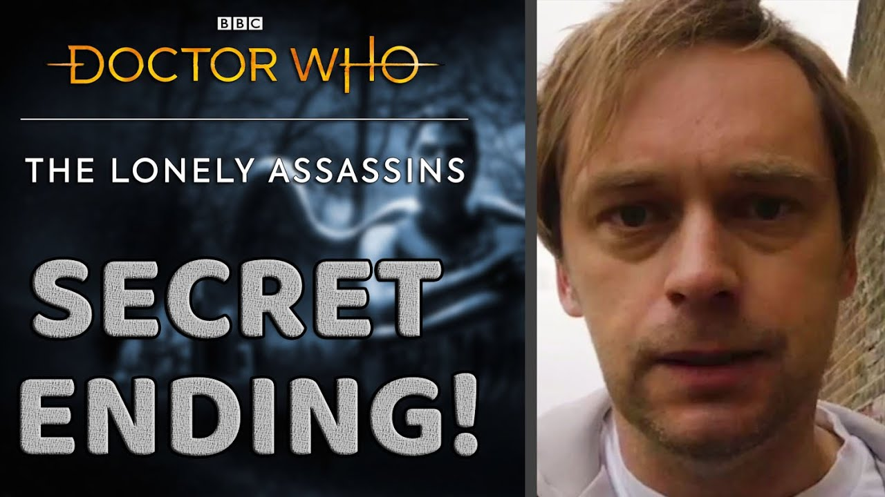 Doctor Who: The Lonely Assassins SECRET ENDING (Larry's Fate Revealed)