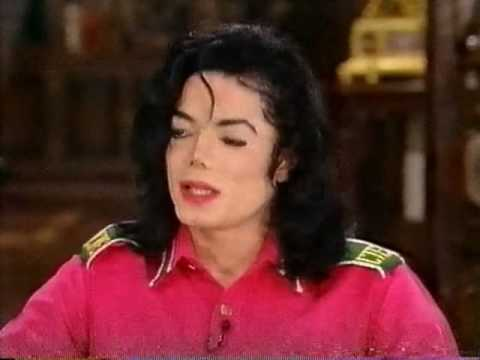 Michael Jackson talks about his appearance and changing skin color!