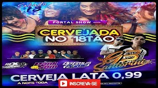 🎧 CD (AO VIVO) PANK SOM NA CERVEJADA NO 18TÃO DO PORTAL SHOW (13/01/2018)