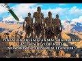Pentagon Afganistan'da Gizlenen Devlere Karşı MOAB Bombaları Kullanıyor Mu؟