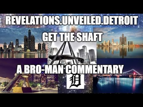 GET THE SHAFT: CULTURE, BEHAVIOR, & POLICE. BRO-MAN COMMENTARY.
