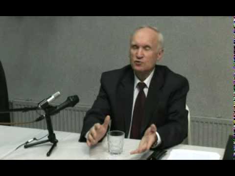 А.И. Осипов. Пророчества св.Иоанна Кронштадтского