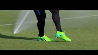 Тренировка вратарей Барселоны/goalkeepers Barcelona training