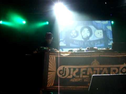DJ Kentaro LIVE @ The Forum, Sydney