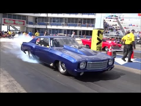 Doc Street Beast vs Ray Ray's Nitrous s10 at Redemption 9 no ;prep