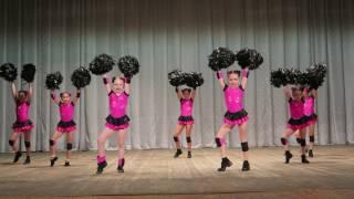 Смотреть видео танцы черлидинг видео