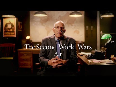 The Second World Wars with Victor Davis Hanson | Air
