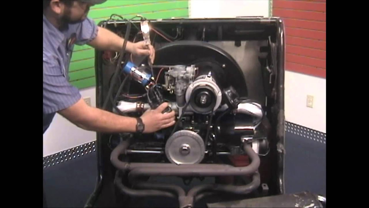 Wiring Diagram 1971 Beetle Vw Ignition Timing Youtube