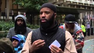 JFAC SENTENCED Protest - Ilyas Townsend