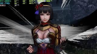 RTX 2080ti | Warriors Orochi 4 | max graphic 4K