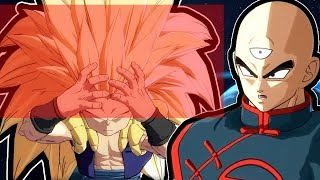 THE HITBOX THOUGH! | Dragonball FighterZ Ranked Matches