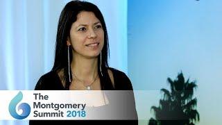 Daniela Braga, DefinedCrowd, at The Montgomery Summit 2018