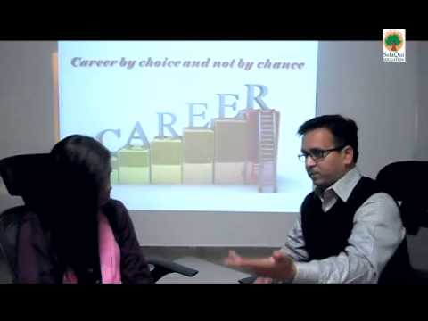 Career by Choice, Not by Chance by Mr. Amit Singh