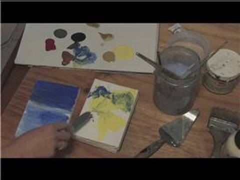 painting on canvas how to use acrylic craft paint on canvas youtube