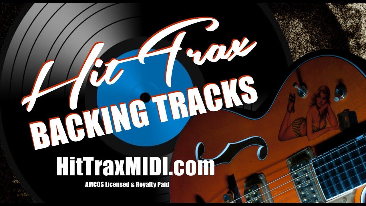 MIDI Files Backing Tracks by Hit Trax