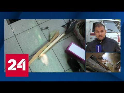 Донецк под огнем: таких масштабных обстрелов не было с 2015 года - Россия 24