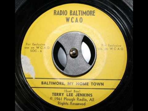 Baltimore, My Home Town - WCAO Baltimore - Vocal