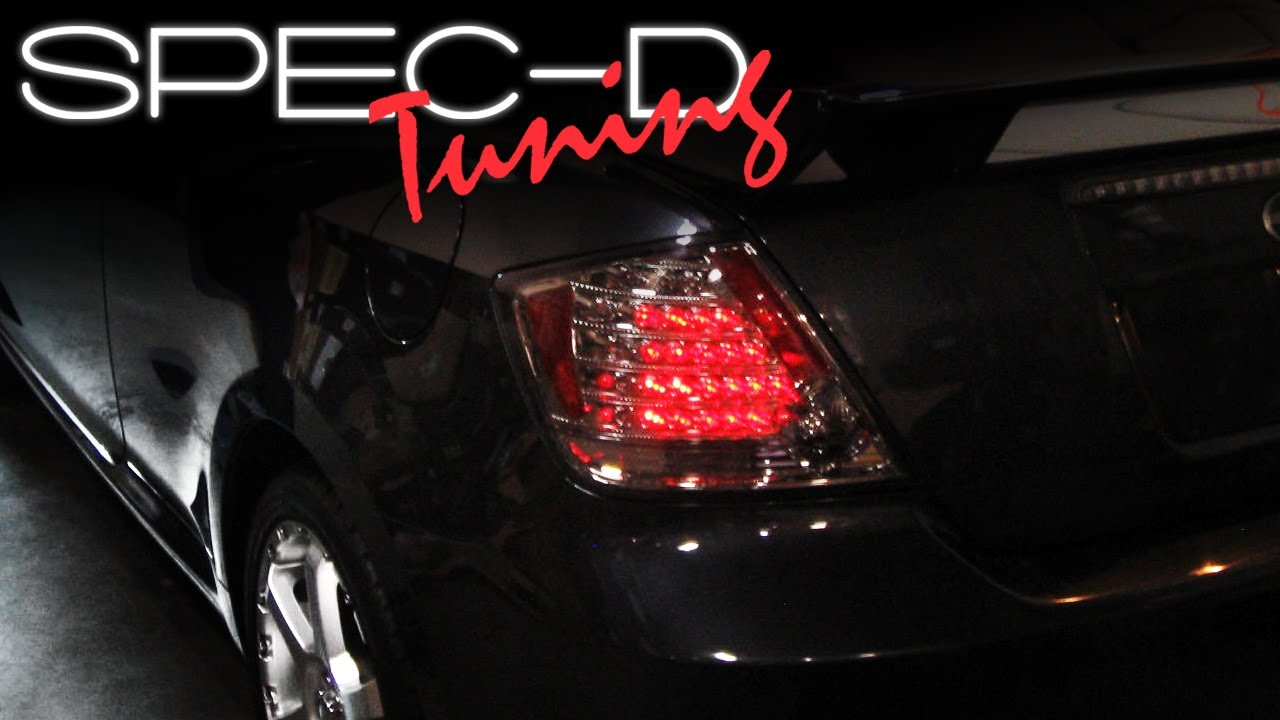 Worksheet. SPECDTUNING INSTALLATION VIDEO 20052009 SCION TC LED TAIL LIGHTS