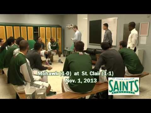 St. Clair College Men's Basketball Documentary 2013-14