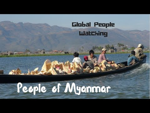 MYANMAR TRAVEL 2017: LIFE IN BURMA
