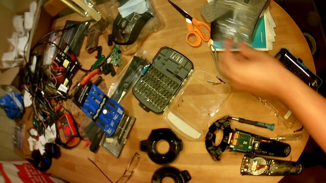 Repair of HTC VIVE controller
