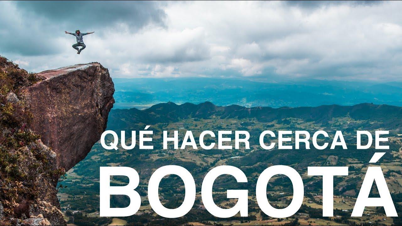 Que planes hacer cerca a Bogota? PIEDRA COLGADA