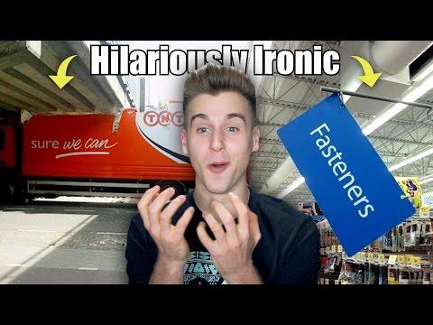 Hilariously Ironic Photos