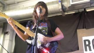 Courtney Barnett - Lance Jr/ Canned Tomatoes (Whole) (HD) - Rough Trade East - 15.02.14