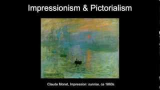 History of Photography: Pt. 2 - Pictorialism