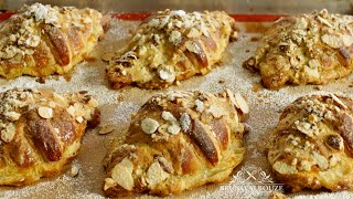 Almond Croissant  Bruno Albouze