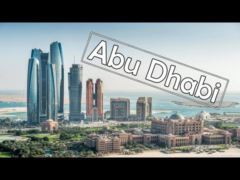 ABU DHABI THE LUXURY TRAVEL DESTINATION