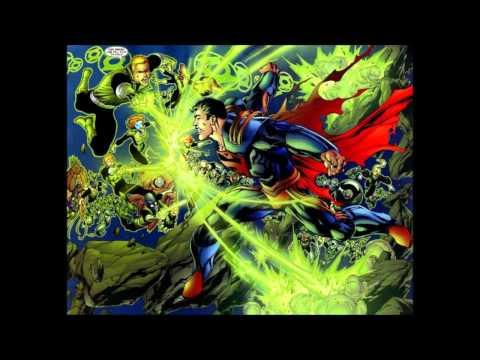 Ravus Review: Superman rapes Green Lantern, Incest & alien sex