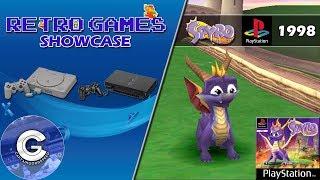 Retro Games Showcase | Spyro The Dragon (1998) | Playstation  (PS1/PSX/PSOne)