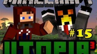 """BRASS DANCE!"" Minecraft UTOPIA #15 with 24Fitz"