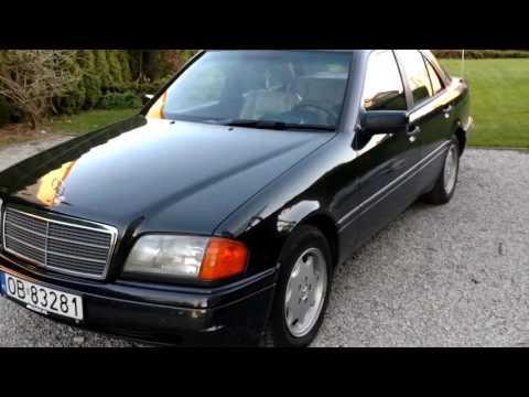 Silnik Mercedes W202 220d 2.2 95KM